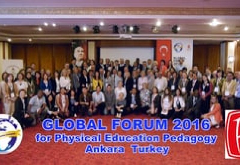 GLOBAL FORUM Ankara Turkey 2016