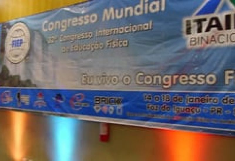27th FIEP World Congress and 32nd FIEP International Congress, Foz de Iguazu, Brazil 2017