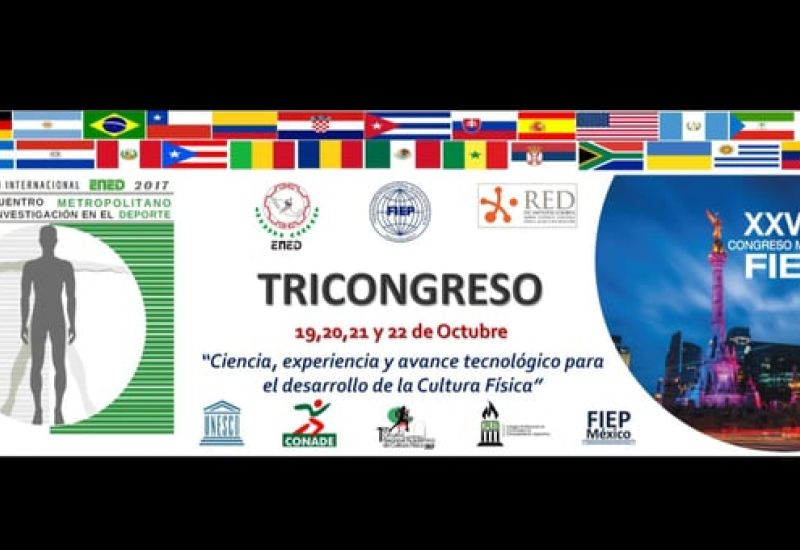 TRICONGRESO 19.-22.10.2017 Mexico